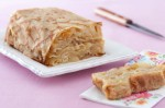 Gâteau de crêpes et aux pommes Ariane