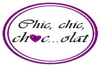 Logo Bloggeuse Chic Chic choc...olat
