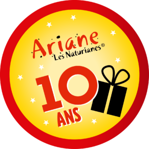 PATCH ARIANE 10 ANS