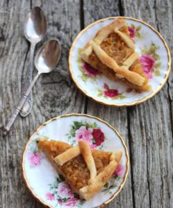 tarte aux pommes polonaise