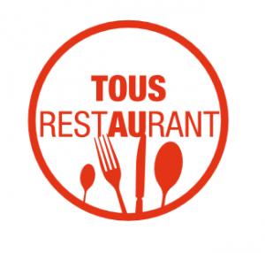 Logo Tous au Restaurant 2015