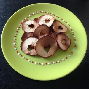 Playlist Ariane recettes pommes pour enfants