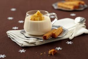 panna cotta_foie gras_pomme ariane_pomme ariane_recette de fete