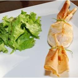 Délicieux bonbons aux Pommes Ariane et au foie gras