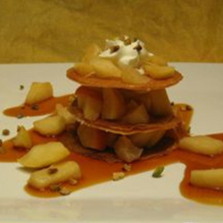Millefeuilles Plume Pomme
