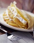 Crêpe au Camembert et aux pommes Ariane
