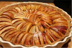 tarte-aux-pommes-ariane-et-au-speculoos