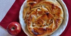 Croustade gasconne express aux pommes
