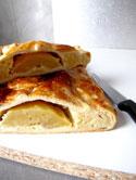 Pâté Berrichon revisité amande et pommes