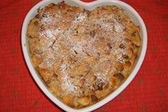 Gâteau doux aux pommes