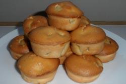 Muffins-a-la-pomme