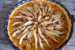 Tarte-Ariane-et-poires-aux-pepites-de-chocolat