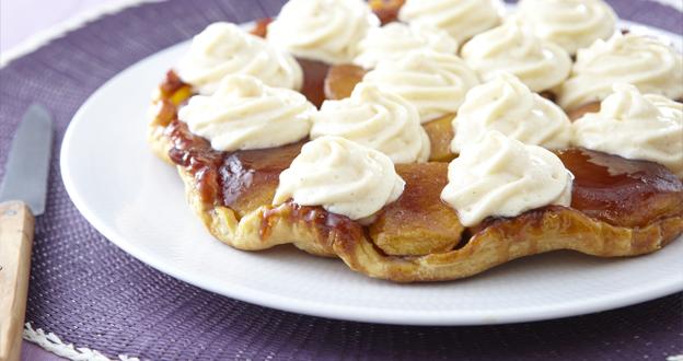 Les meilleures recettes de tartes tatins