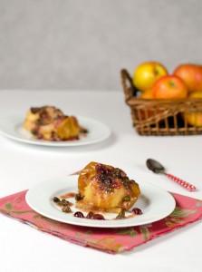 pommes-cuites-amandes-fruits-rouges-pistaches