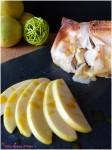 Aumonière Boudin Blanc Pommes Camembert