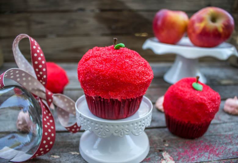 Cupcakes pommes cannelle