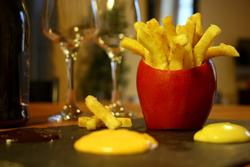 Frites de pomme
