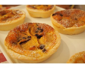 08 -Flan aux pommes caramélisées