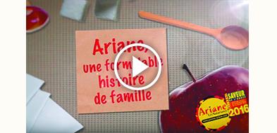 LES VERGERS D'ARIANE EN VIDEO !