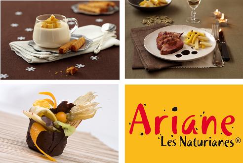 La pomme Ariane s'invite sur vos tables de fête