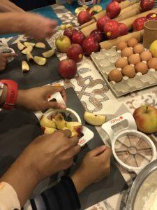 Pomme Ariane - la tarte aux PowerPOM